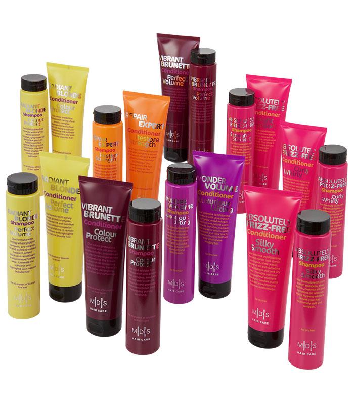 Mades HairCare Range