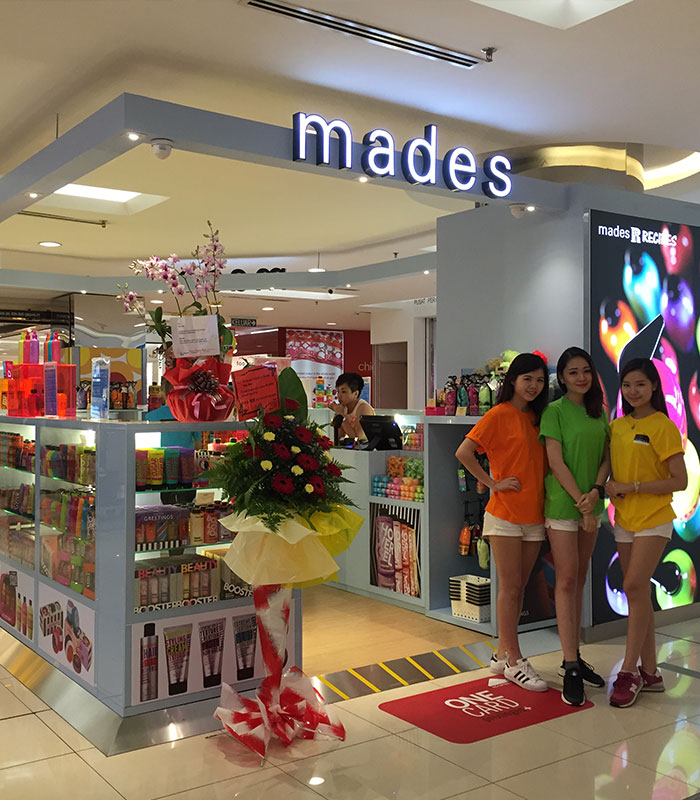 Mades Recipes Store