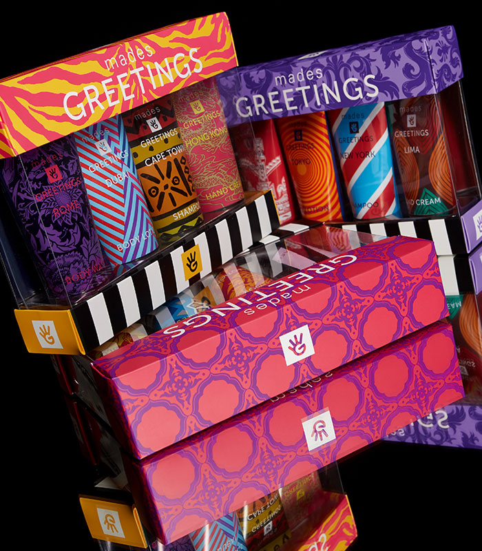 Mades Greetings Giftset